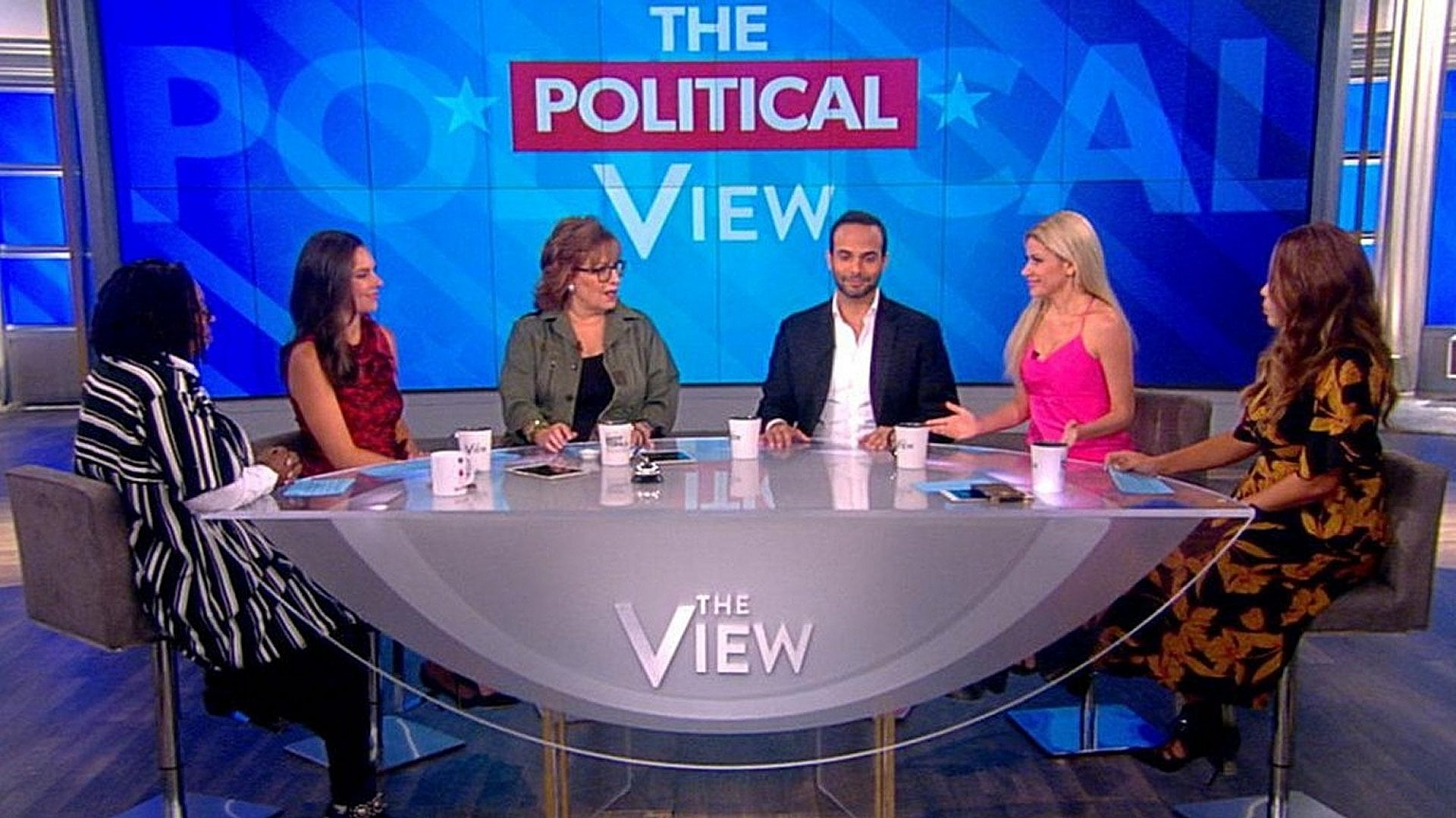 The View Season 22 :Episode 6  George Papadopoulos & Simona Mangiante; Emma Thompson