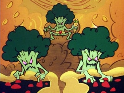 The Powerpuff Girls Season 2 :Episode 7  Beat Your Greens