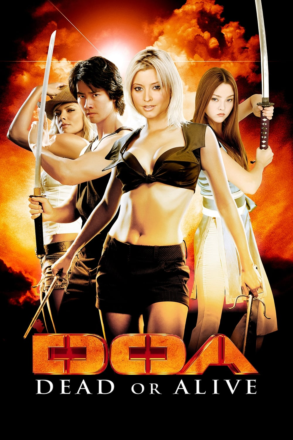 DOA: Dead or Alive 2006 BluRay 1080p [4.1 GB] 720p [894 MB] 480p [411 MB] [Hindi DD 2.0 + English DTS 5.1] | G-Drive