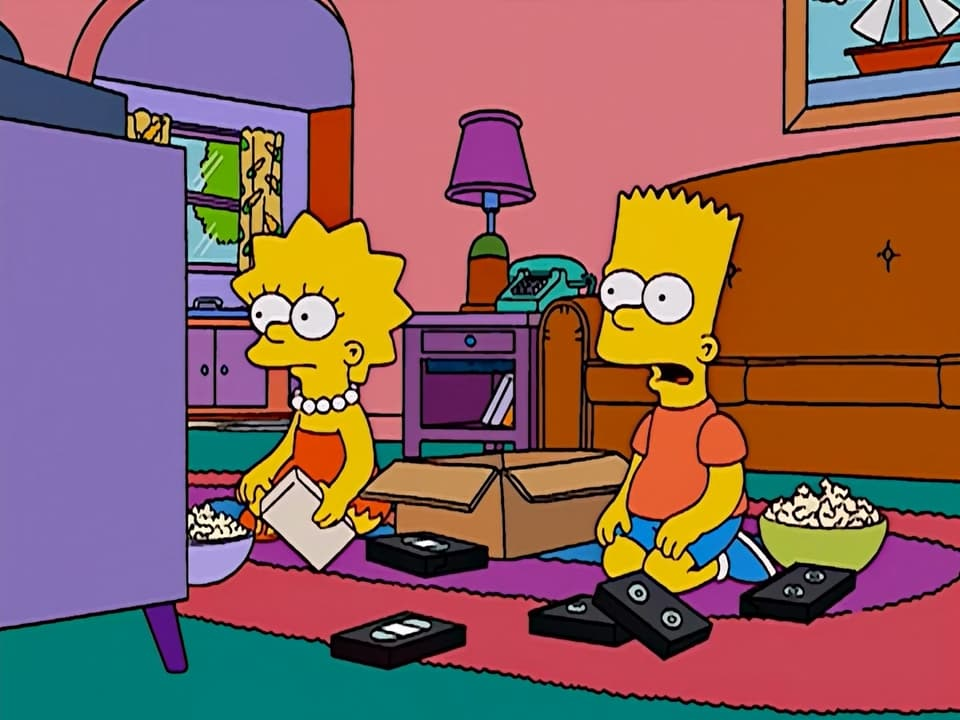 The Simpsons Season 14 :Episode 11  Barting Over