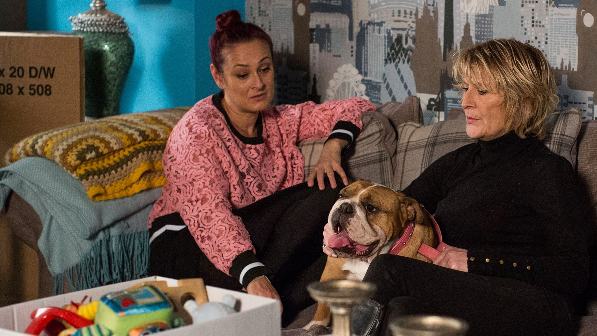 EastEnders Season 34 :Episode 16  25/01/2018