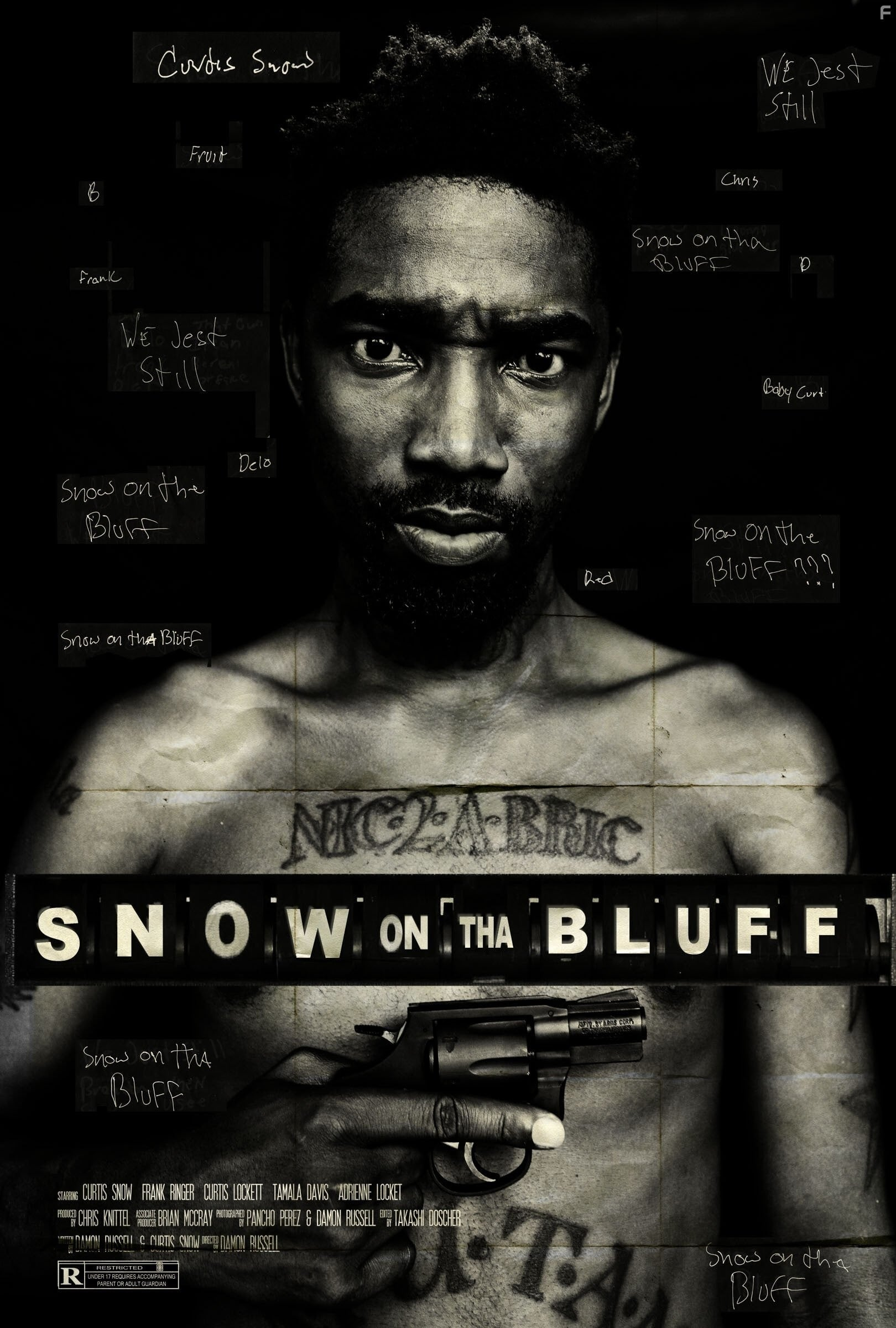 Snow on Tha Bluff on FREECABLE TV