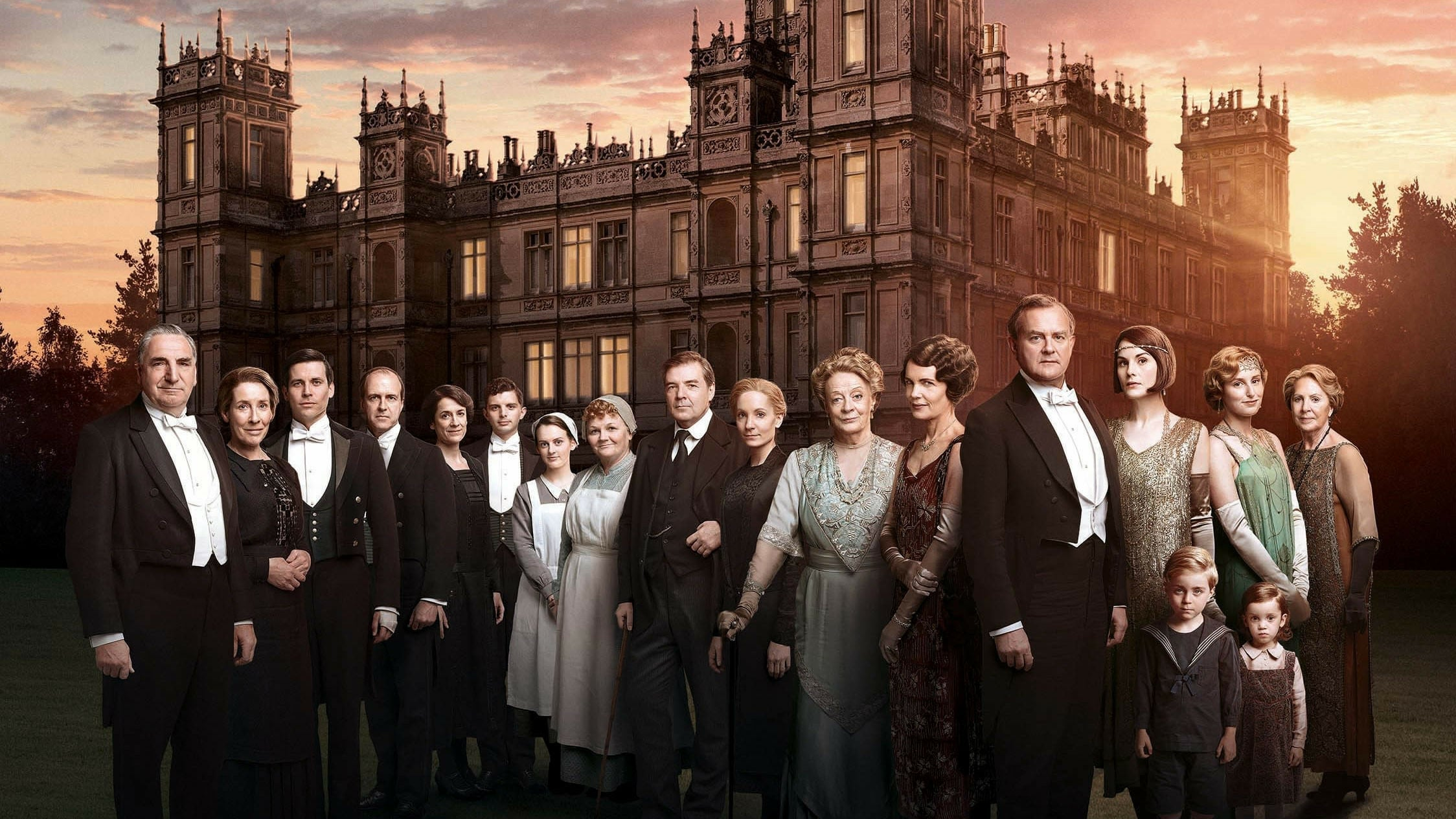A second movie for Downton Abbey