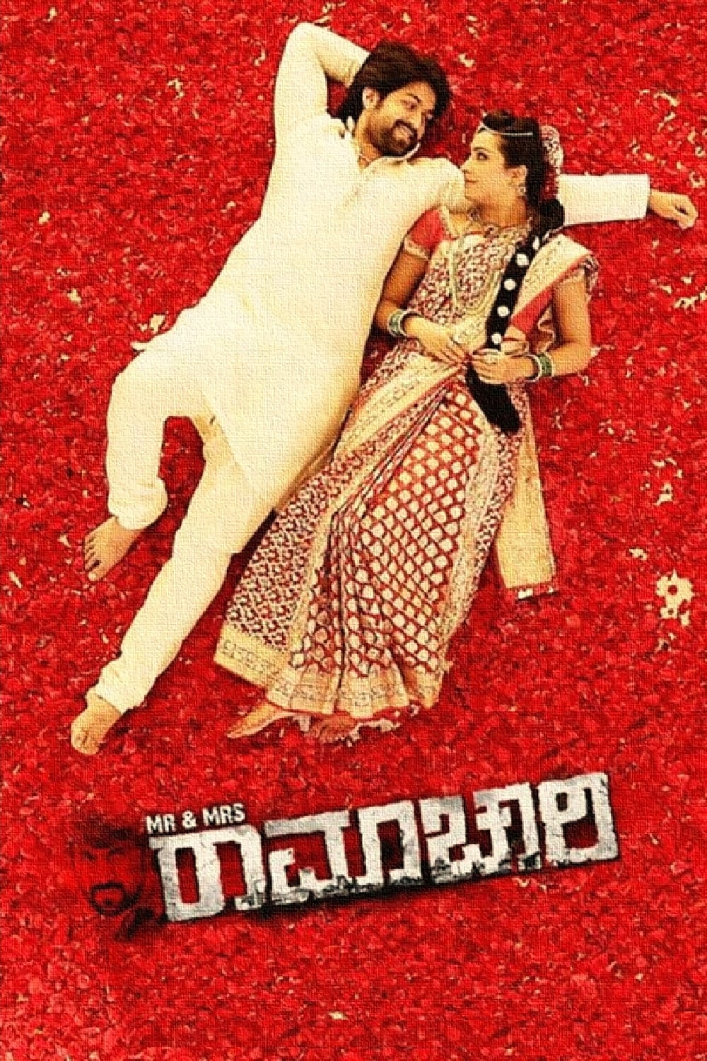 Mr & Mrs Ramachari