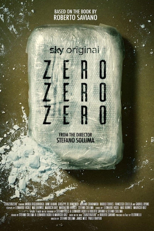 ZeroZeroZero (TV Series 2020- ) - Posters — The Movie Database (TMDb)