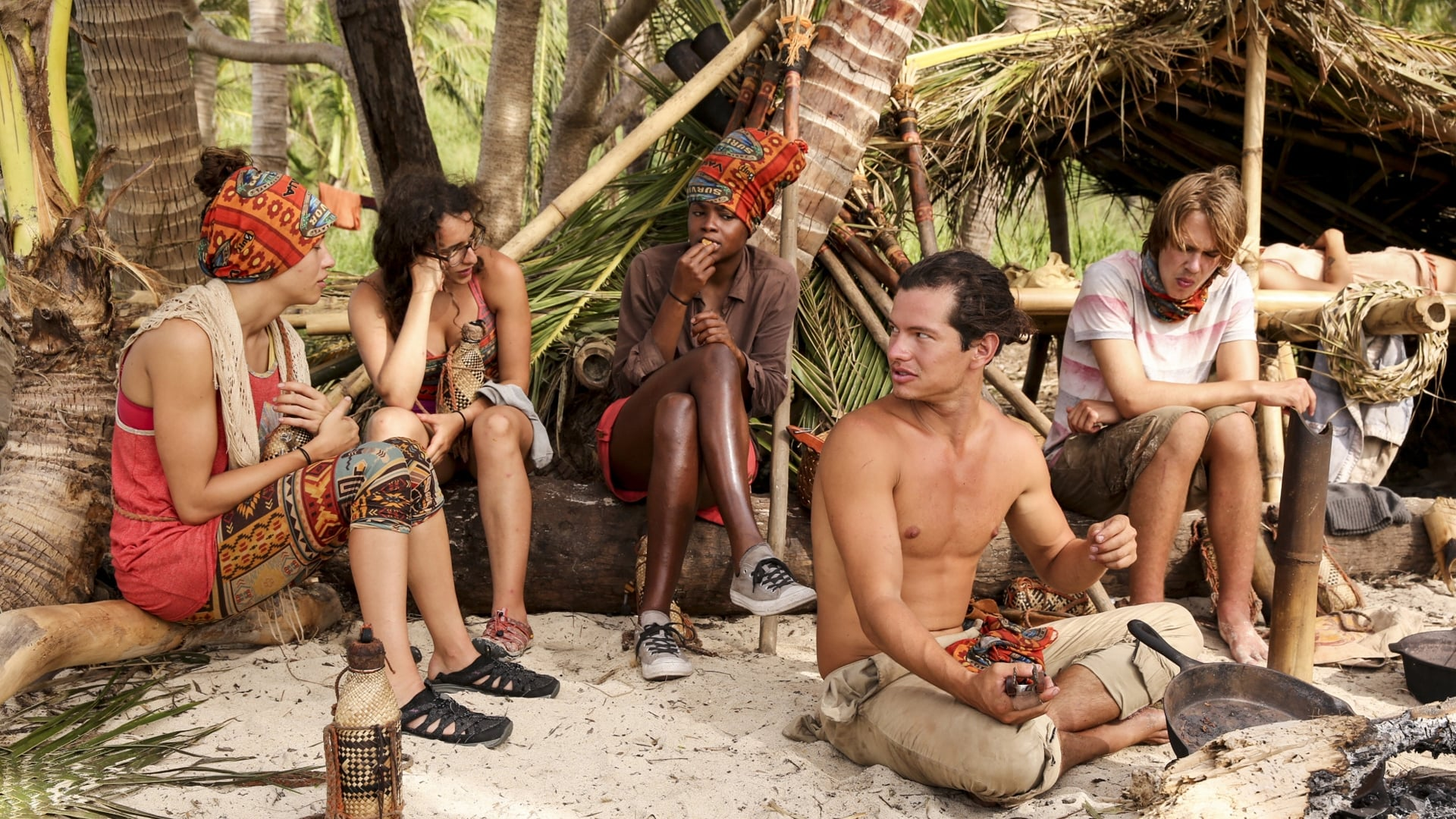 Survivor Season 33 :Episode 3  Your Job Is Recon