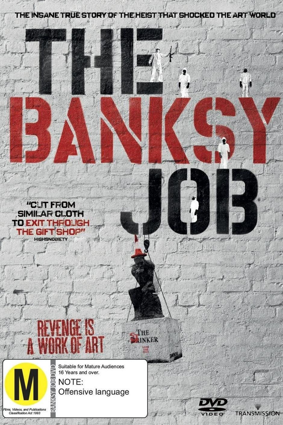 The Banksy Job wiki, synopsis, reviews - Movies Rankings!