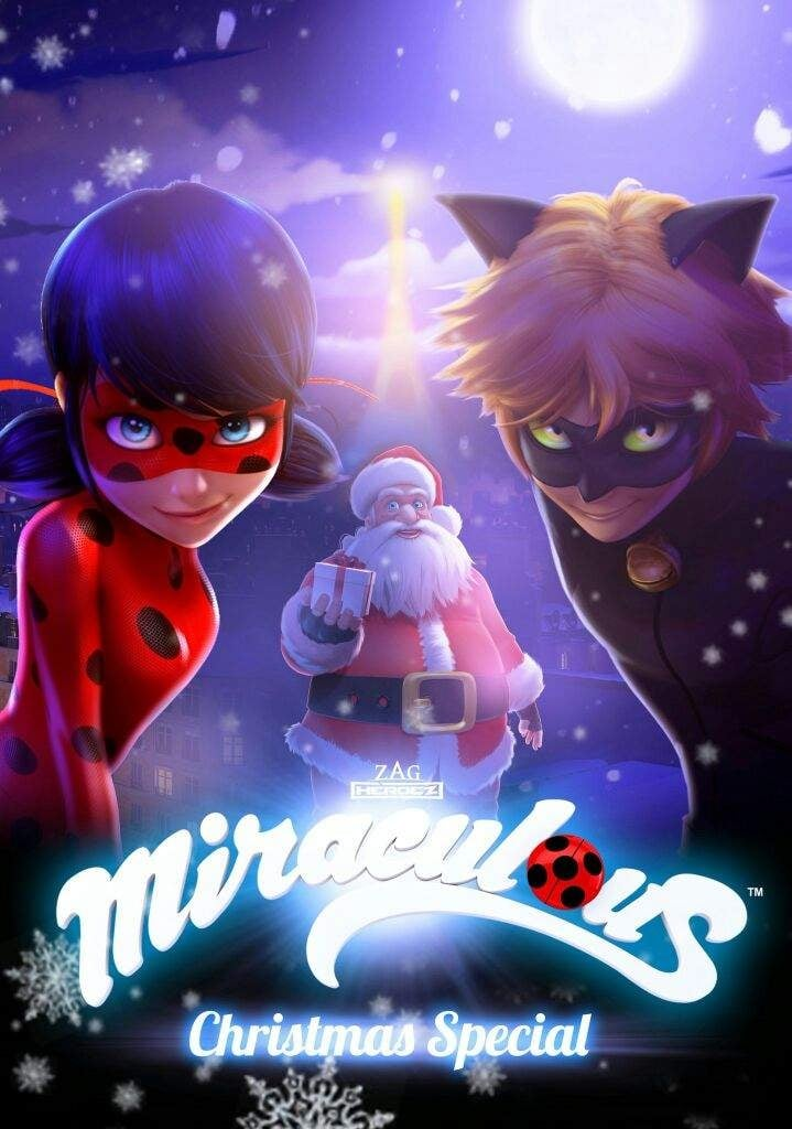 A Christmas Special: Miraculous: Tales of Ladybug and Cat Noir (2017)