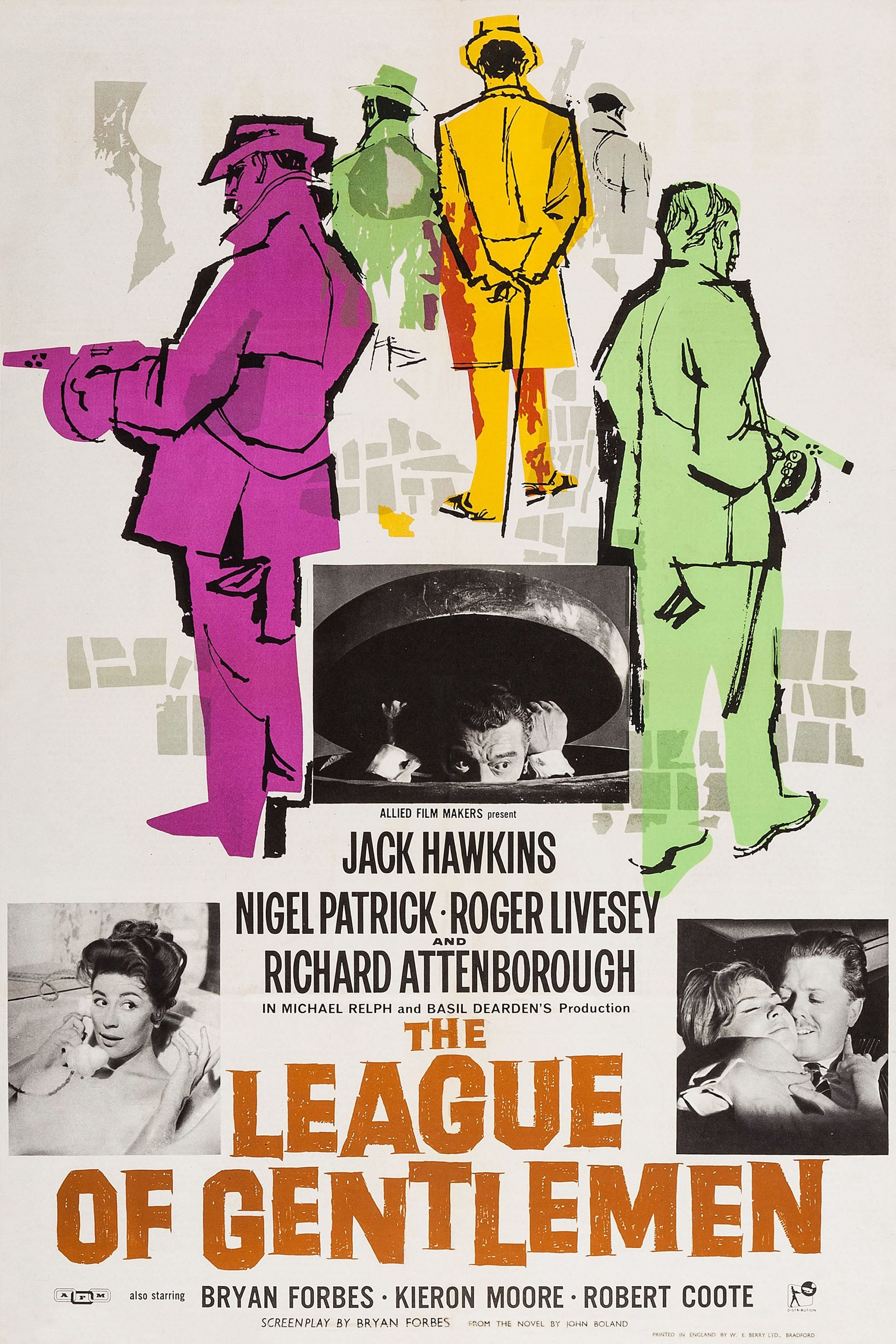 The League of Gentlemen (1960)