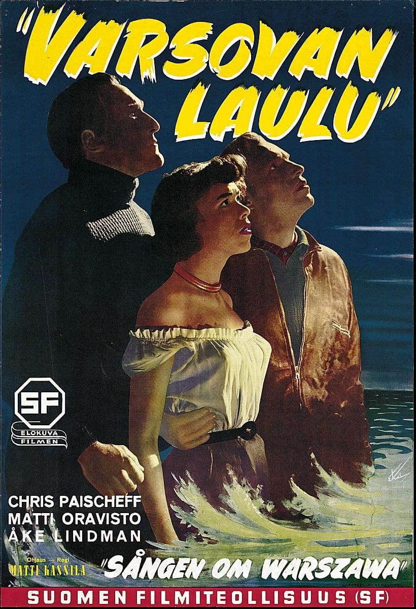 Ver Varsovan laulu Online HD Español (1953)