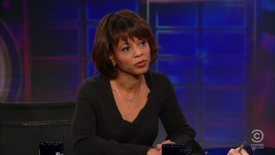 The Daily Show with Trevor Noah Season 17 :Episode 35  Melody Barnes