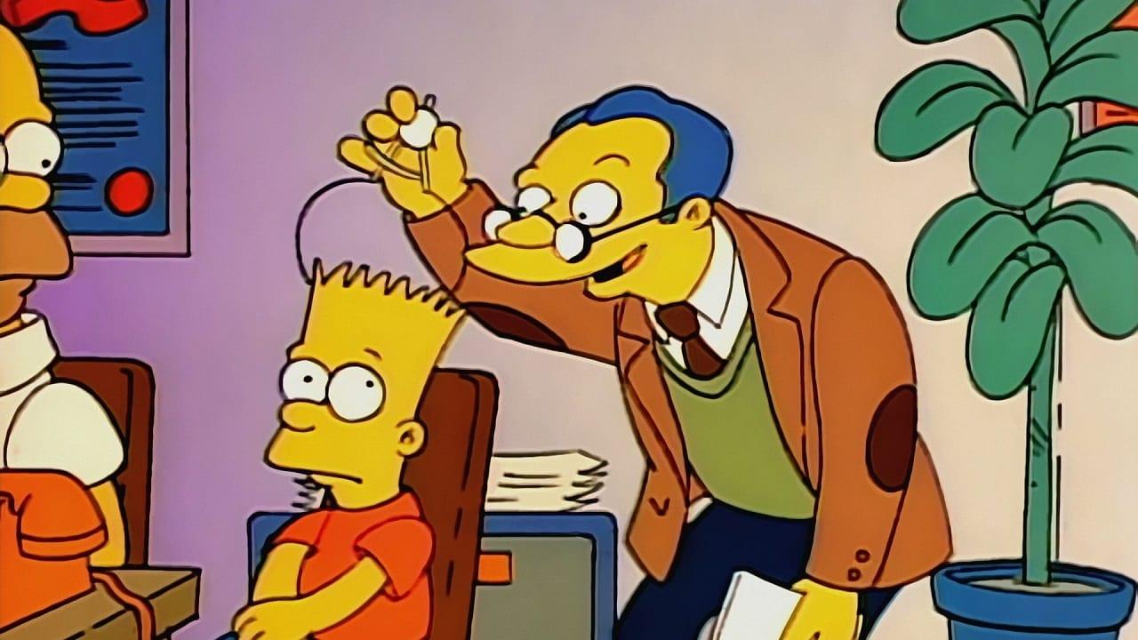 Die Simpsons Season 1 :Episode 2  Bart wird ein Genie