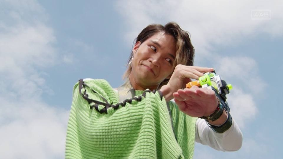 Kamen Rider Season 26 :Episode 44  Activation! The Terror of Demia!
