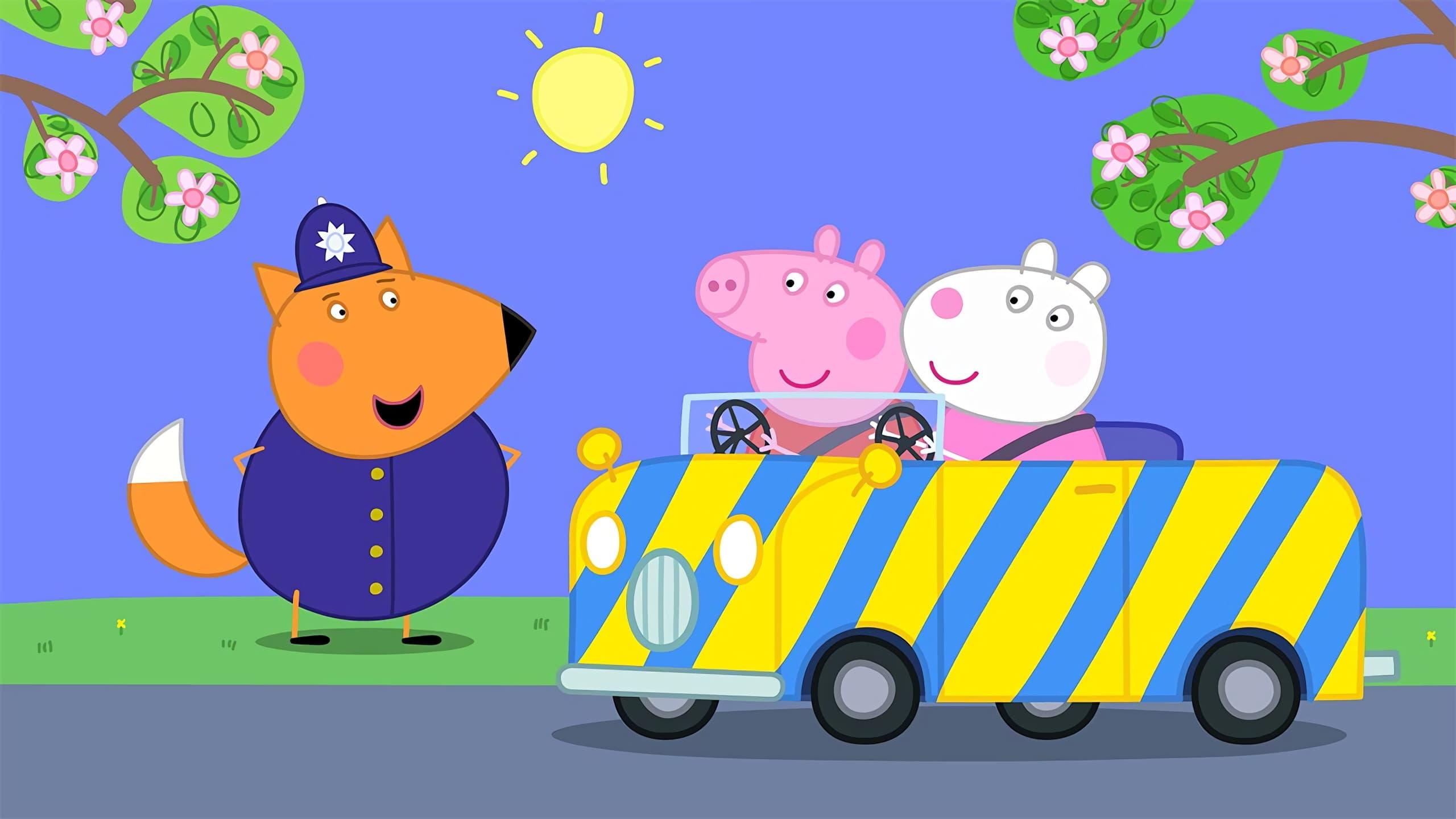 Peppa Pig Season 6 :Episode 34  In the Future