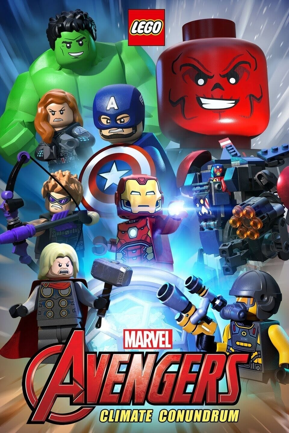 LEGO Marvel Avengers: Climate Conundrum TV Shows About Based On Comic