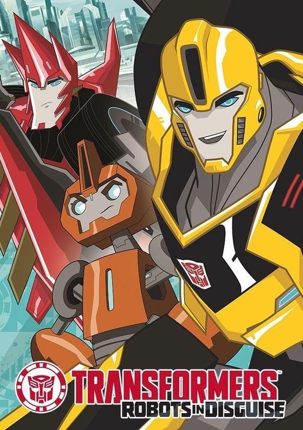 Transformeriai. Maskuotės meistrai 3 Sezonas