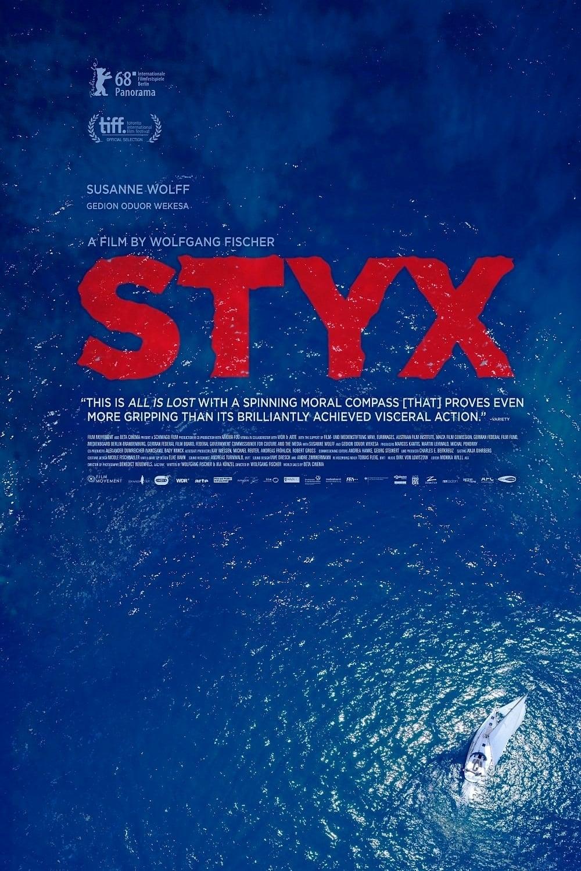 Styx poster, capa, cartaz