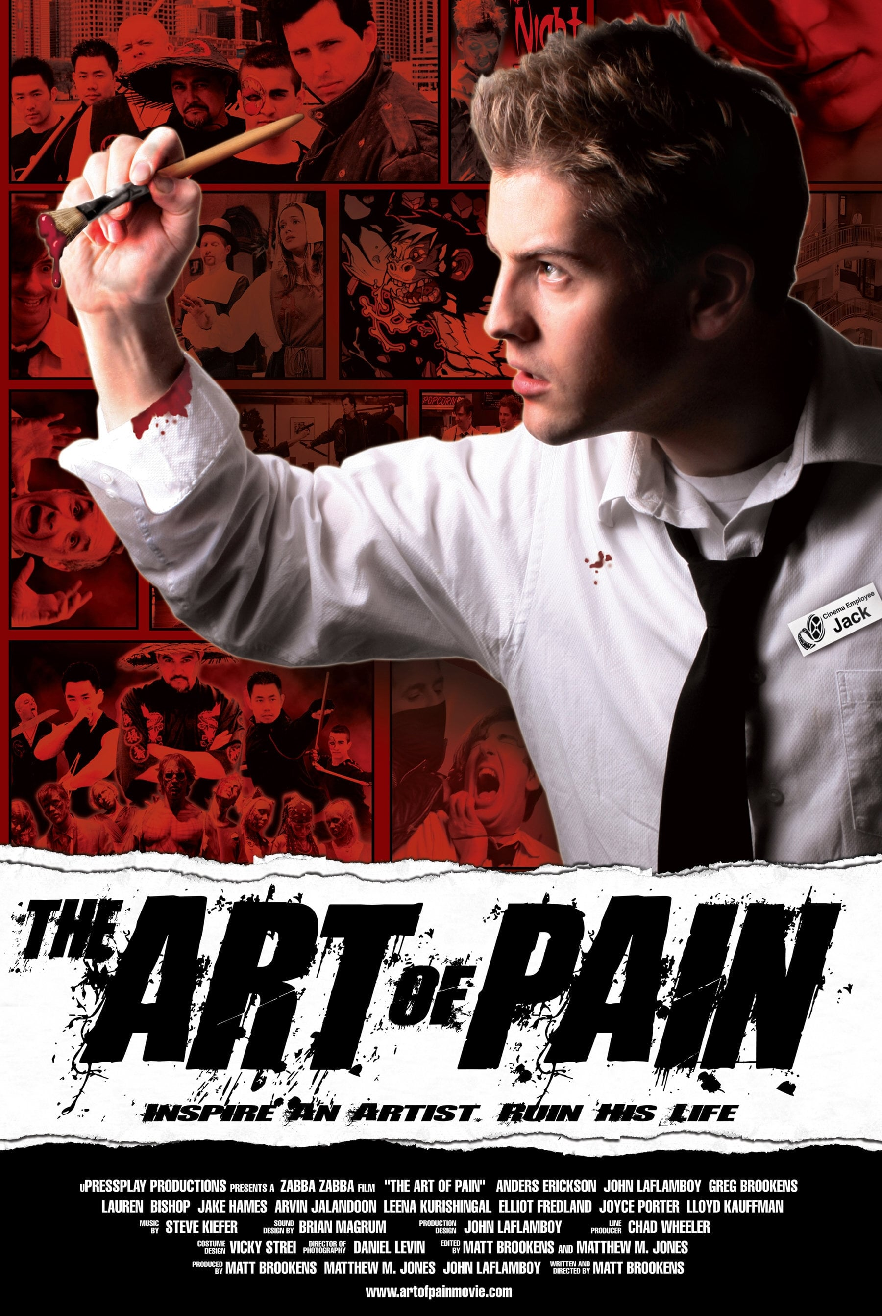 The Art of Pain (2008)