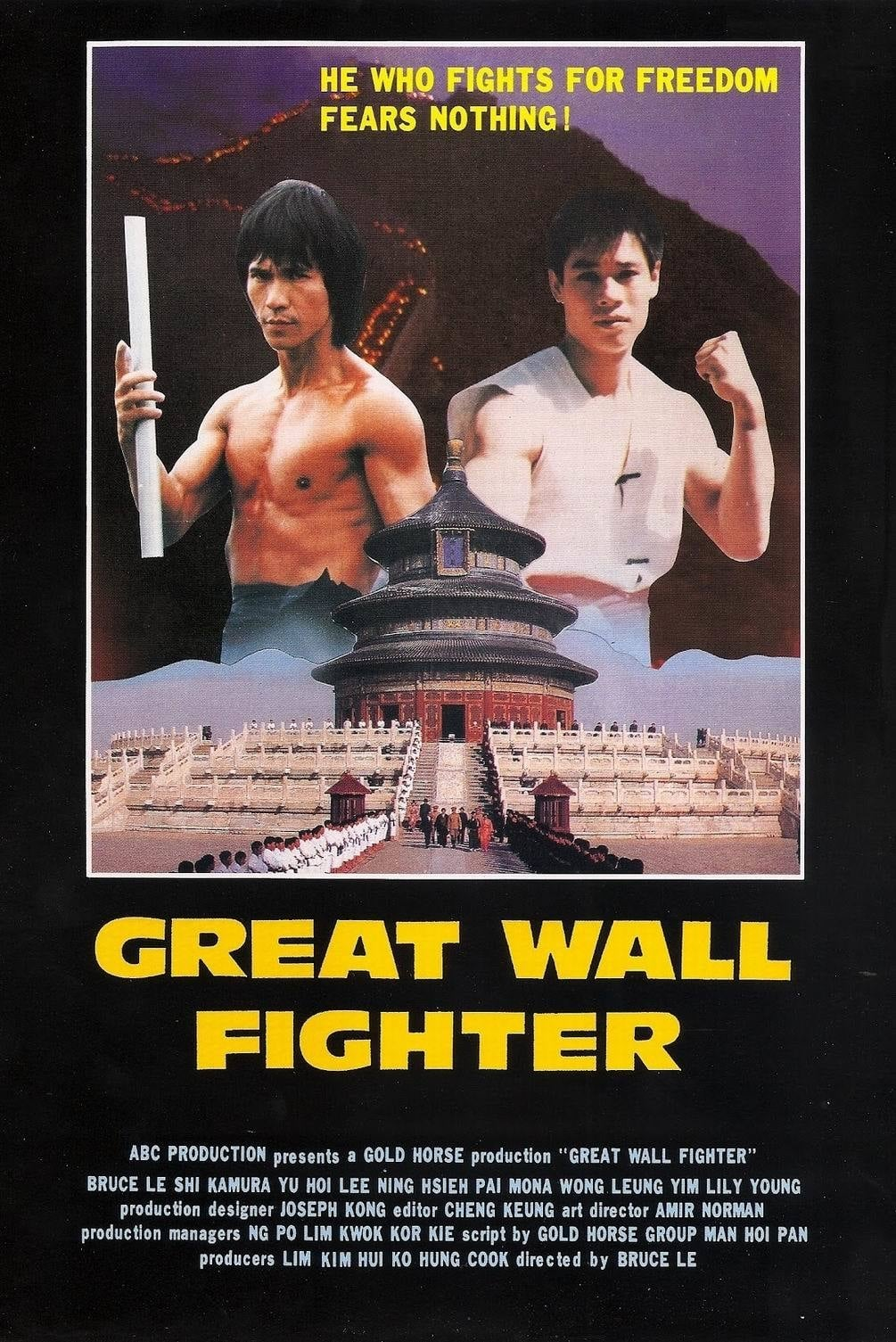 Fire on the Great Wall (1987)