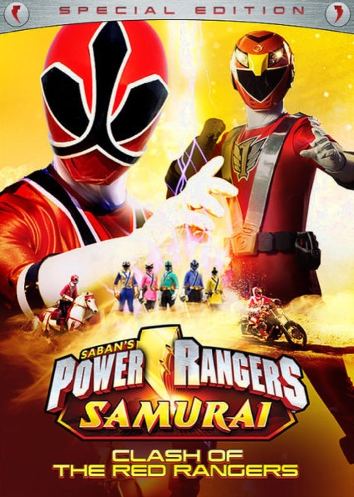 Power Rangers Samurai: Clash of the Red Rangers - The Movie (2011)