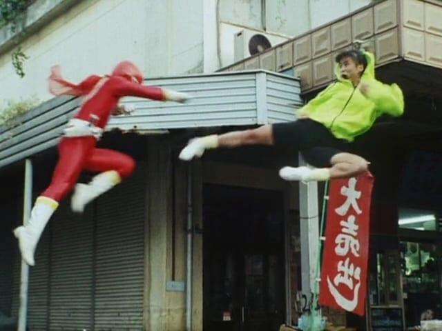 Super Sentai Season 14 :Episode 42  Kung Fu Soul