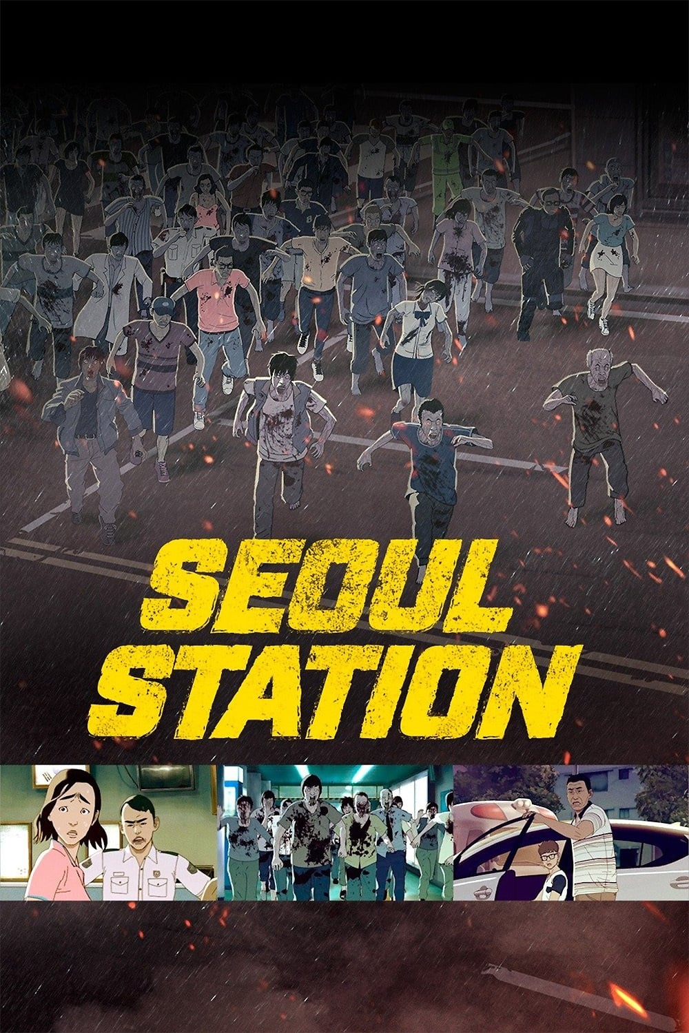 voir film Seoul Station streaming