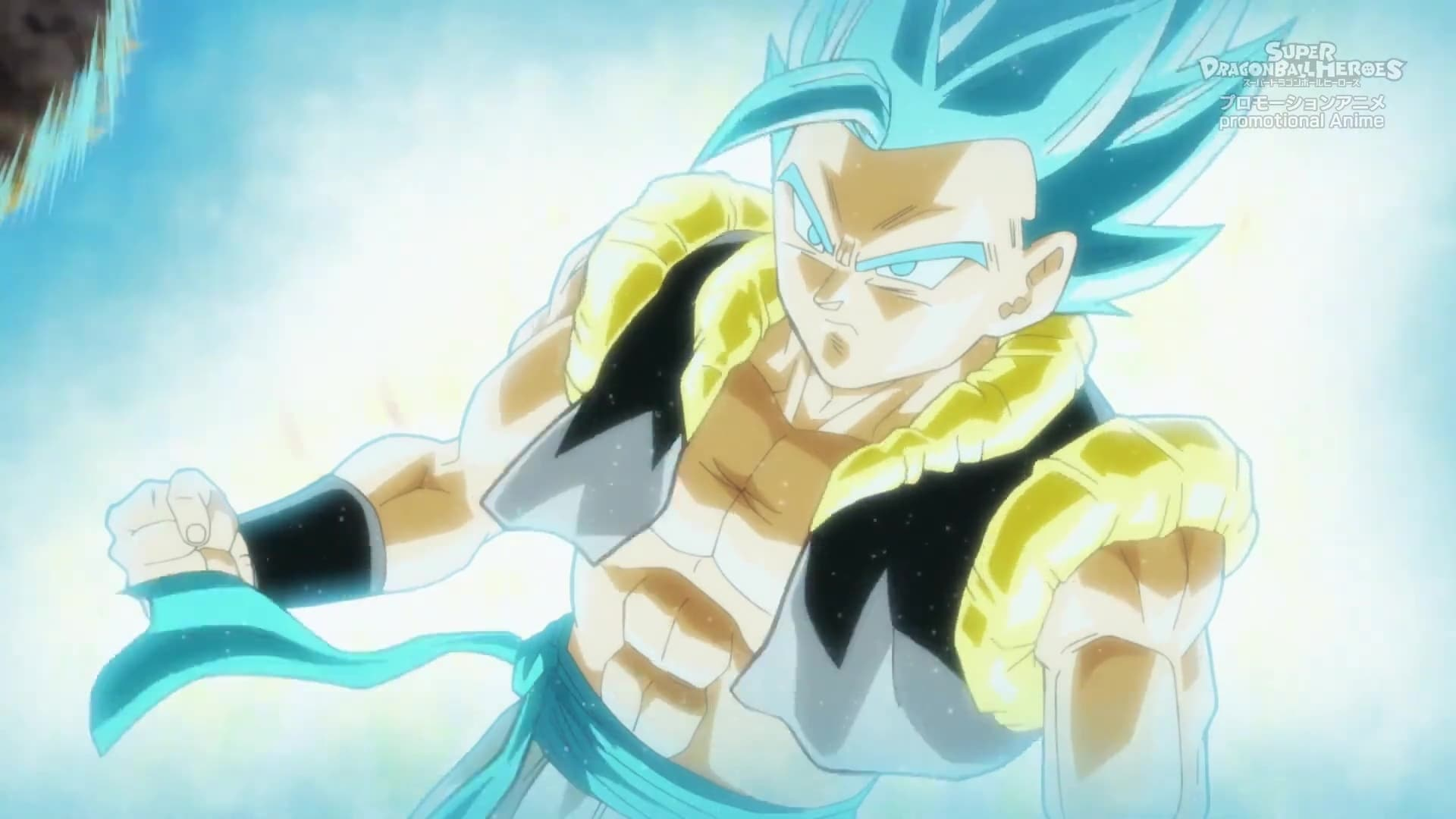 Super Dragon Ball Heroes Season 2 :Episode 13  Ultimate Conclusion! The Universal Conflict Ends!