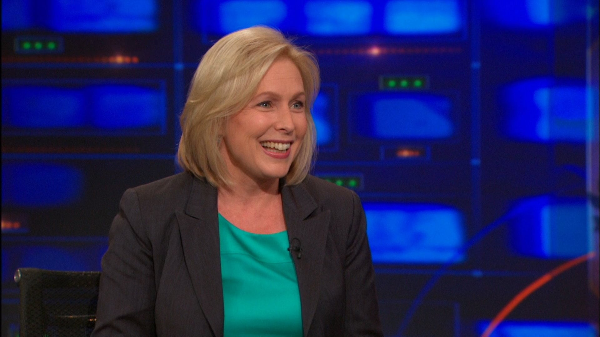 The Daily Show with Trevor Noah - Season 19 Episode 149 : Kirsten Gillibrand