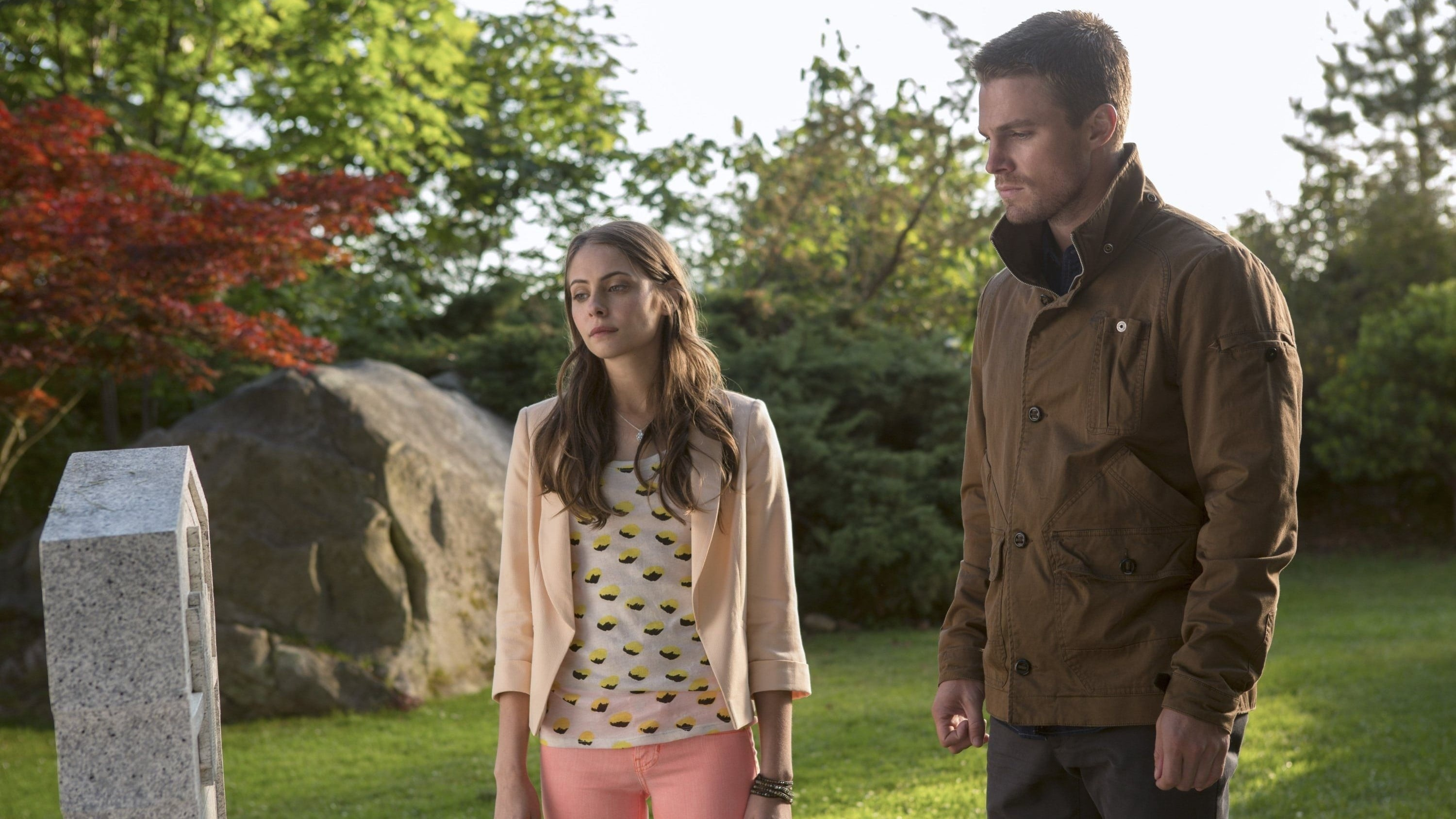 Arrow Season 1 :Episode 2  Honor Thy Father