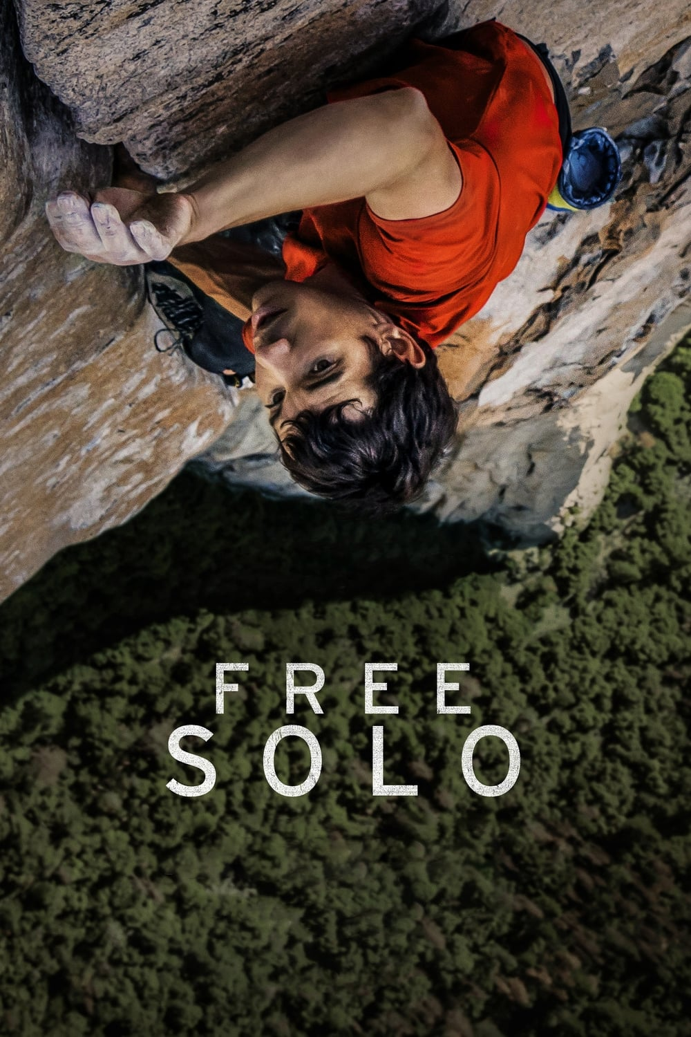 Poster and image movie Film Free Solo 2018