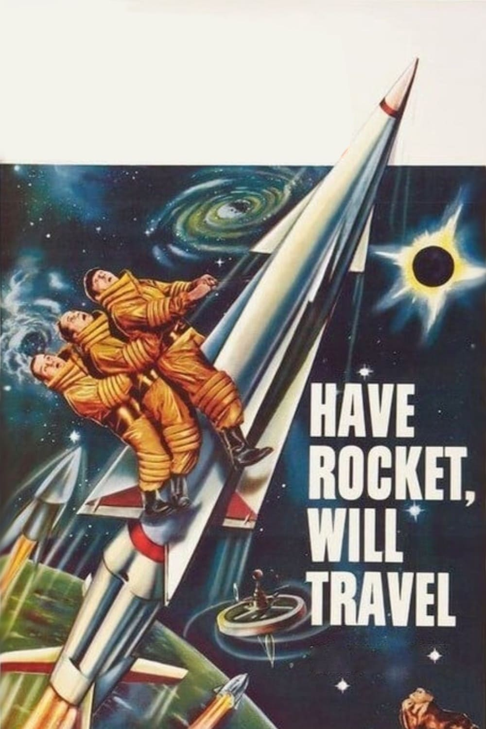 Have Rocket -- Will Travel on FREECABLE TV