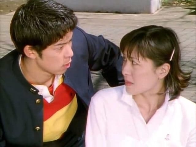 Super Sentai Season 21 :Episode 13  Dokidoki! The Teacher is like the Wind