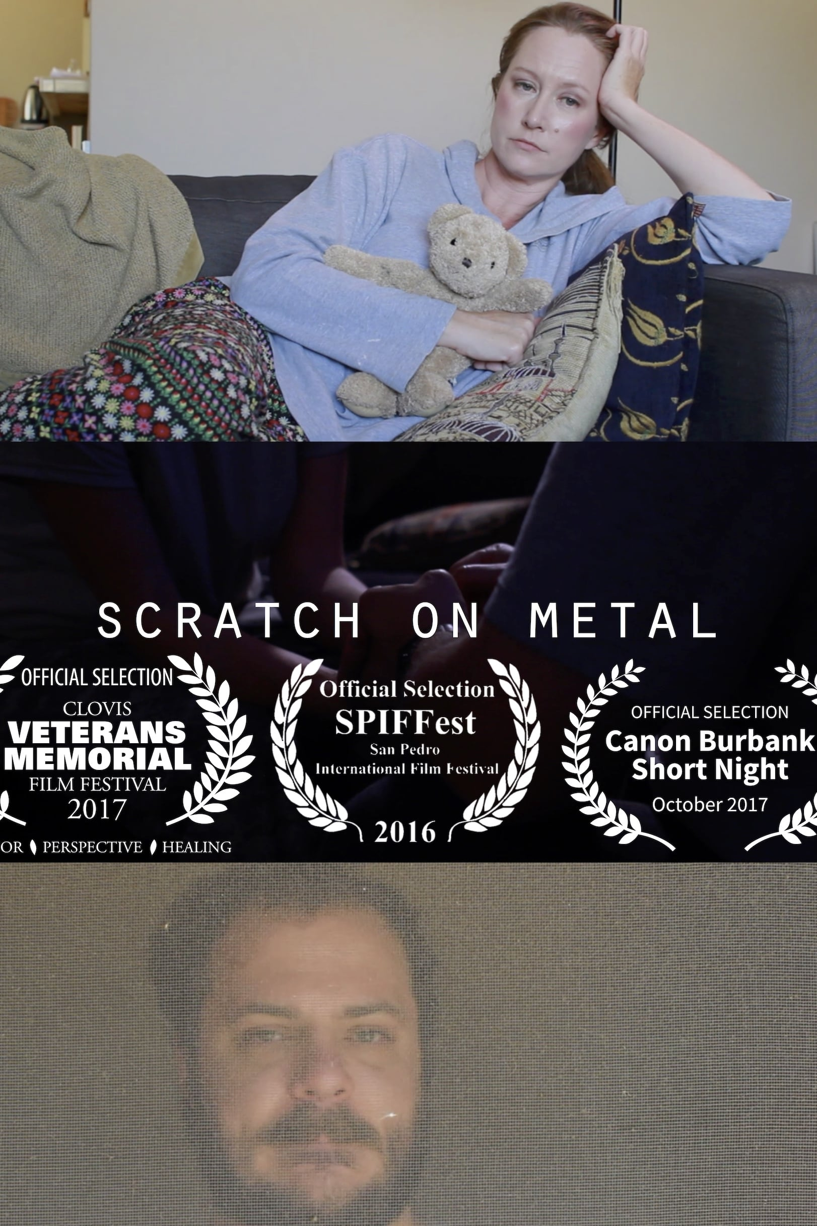 Ver scratch on metal Online HD Español ()