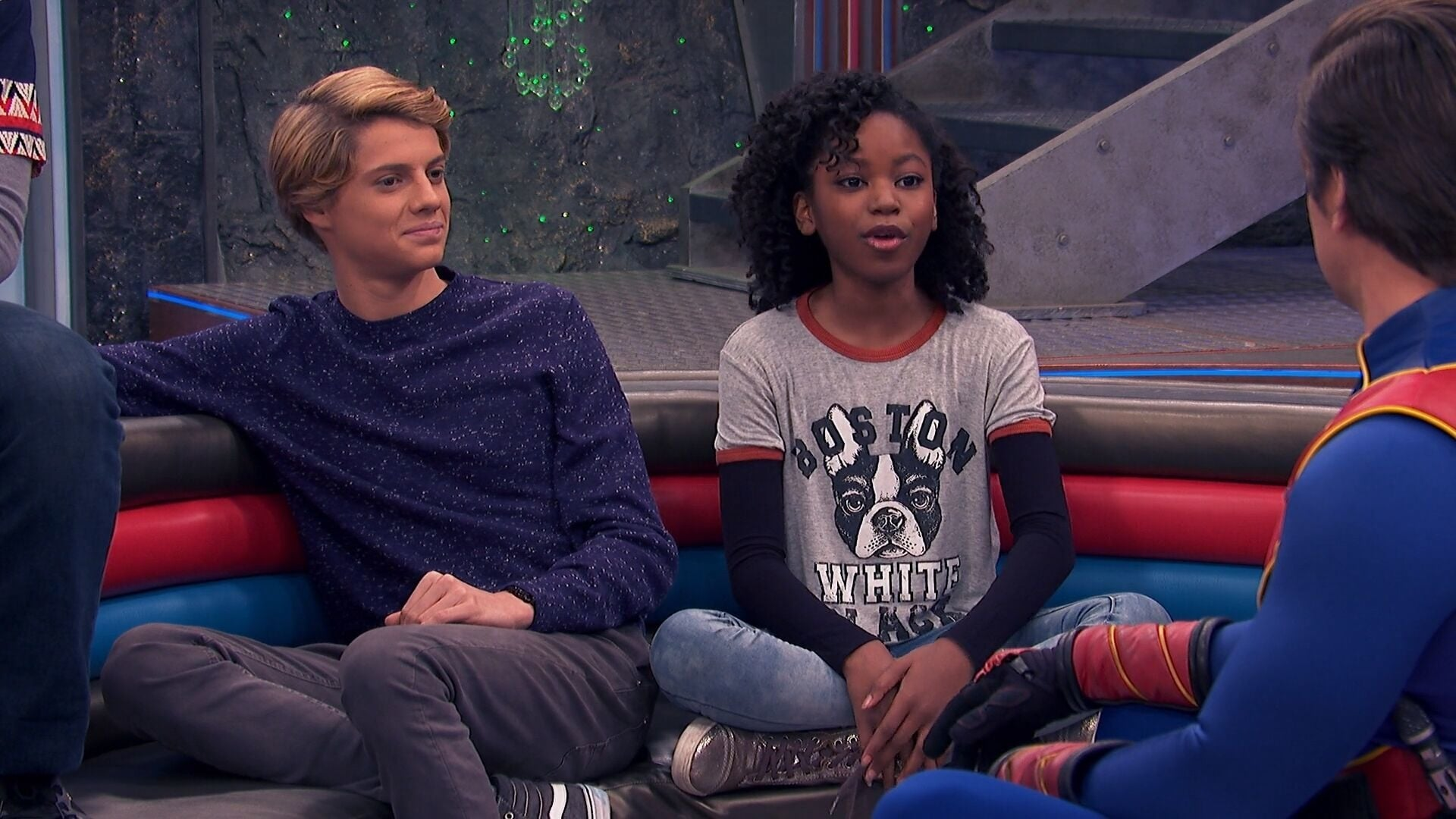 Henry Danger Season 3 :Episode 7  Hour of Power (2)