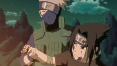 Naruto Shippūden Season 9 :Episode 196  Drive Towards Darkness