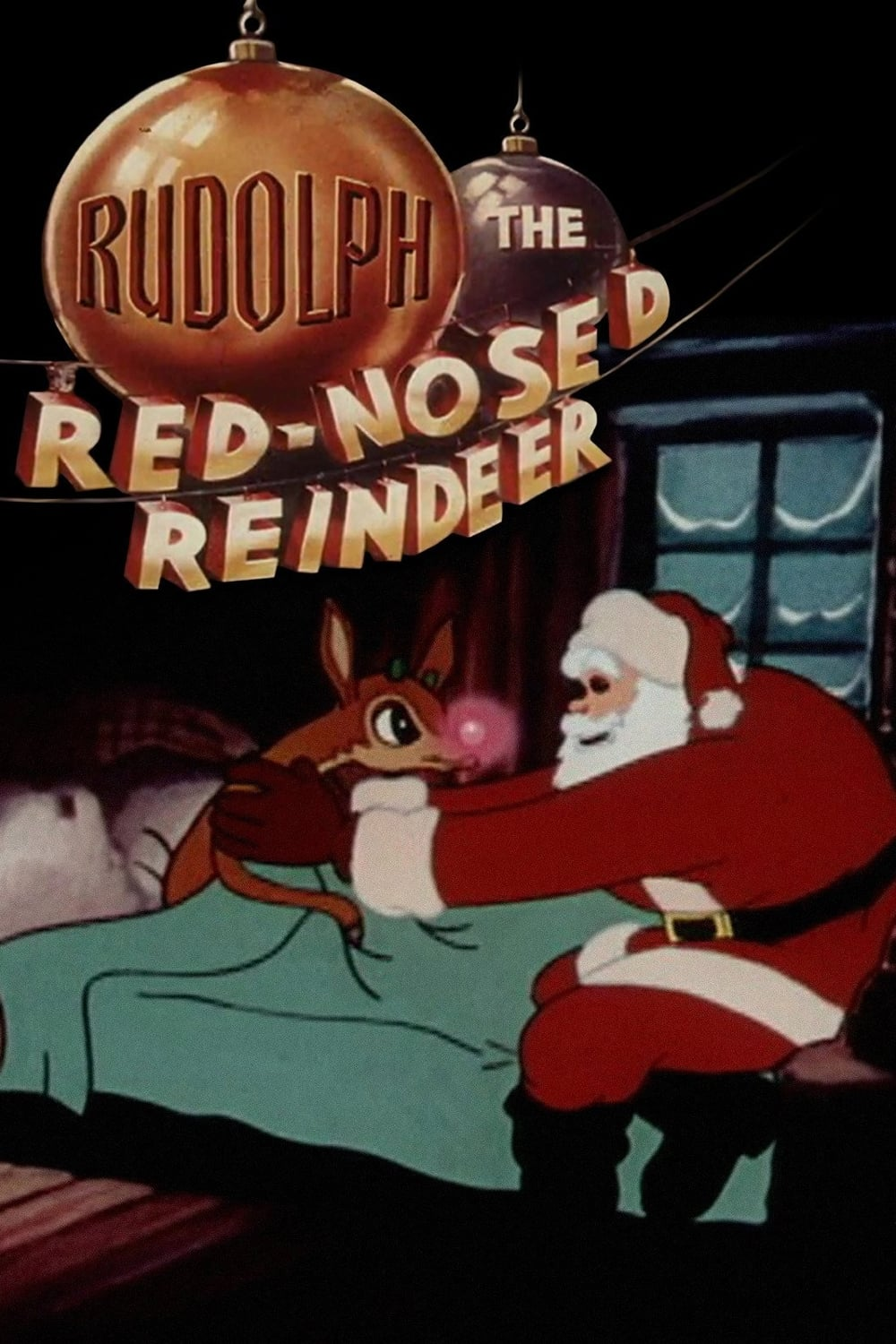 Rudolph the Red-Nosed Reindeer (1948) - Posters — The ...