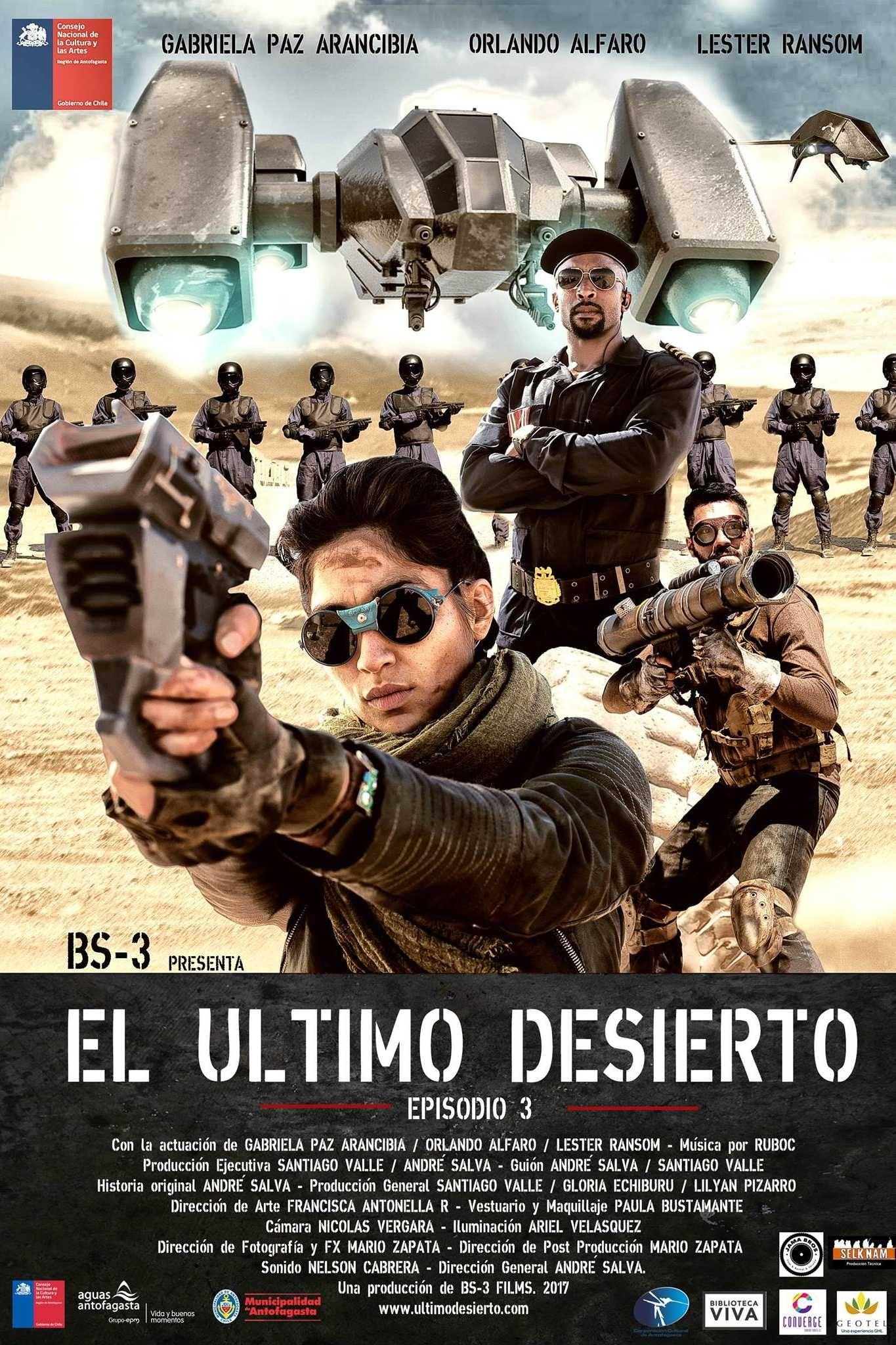 El Último Desierto (2018)