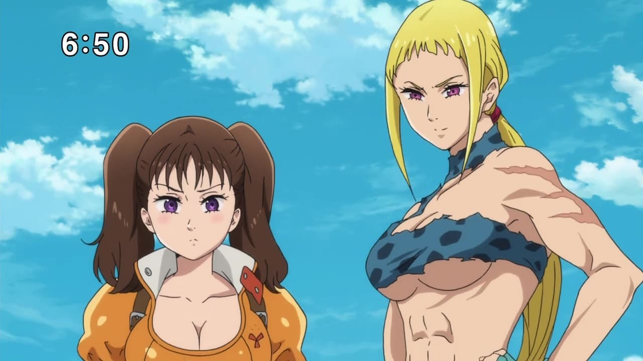 Nanatsu no Taizai: Imashime no Fukkatsu – Episódio 07