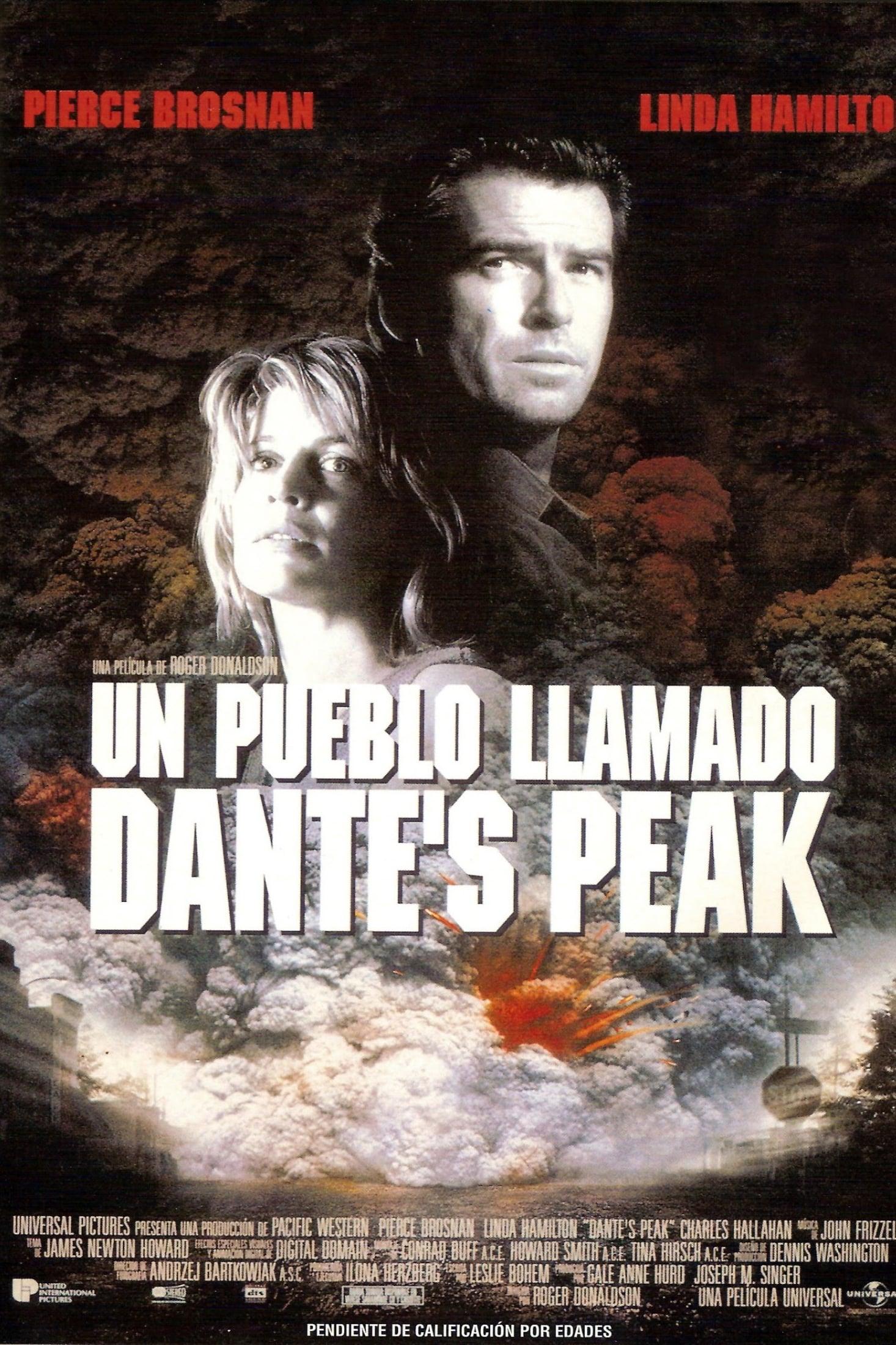 Dante S Peak 1997 Movies Film Cine Com