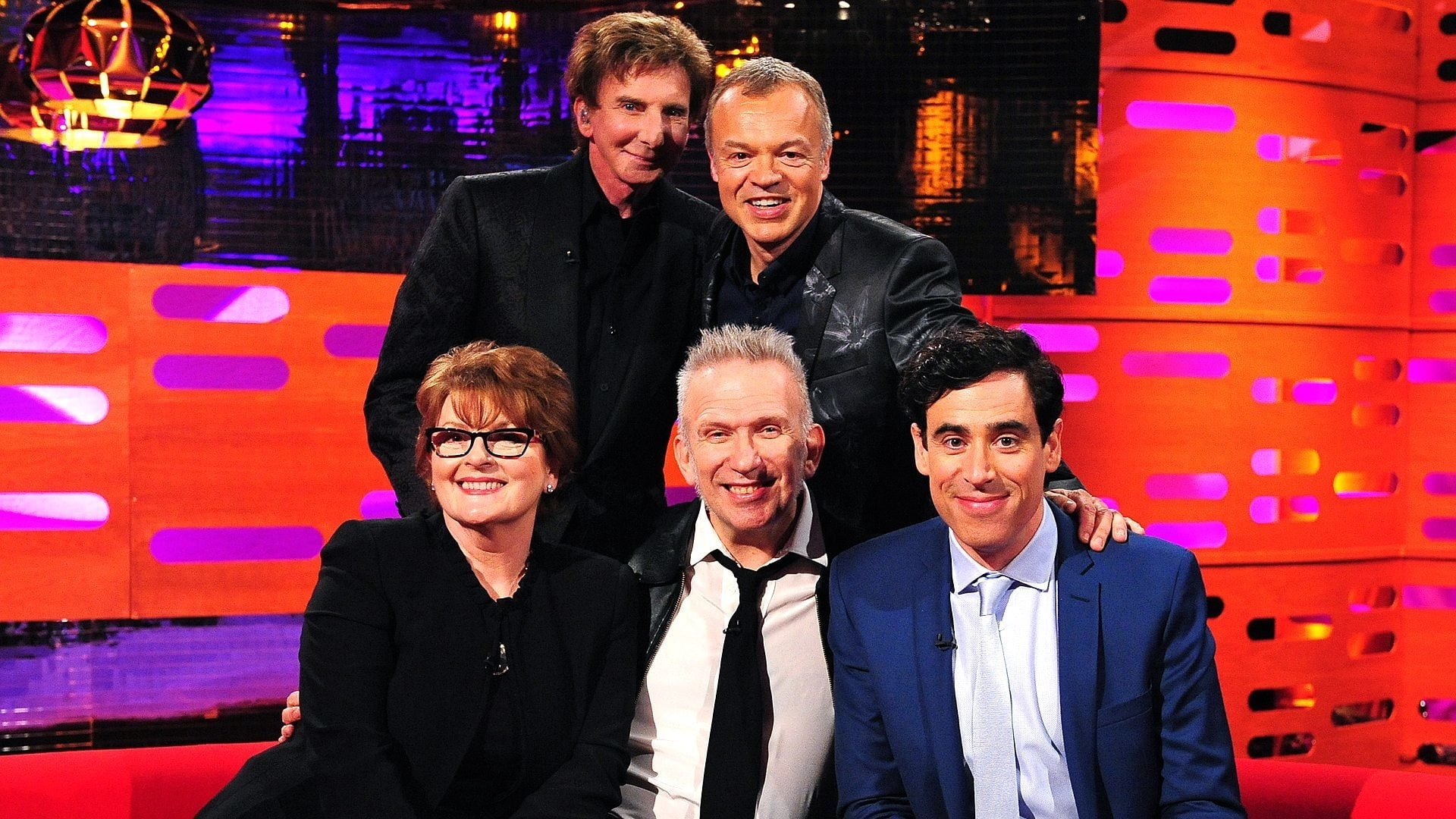 The Graham Norton Show Season 15 :Episode 6  Brenda Blethyn, Stephen Mangan, Jean Paul Gaultier, Barry Manilow