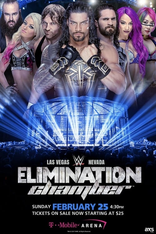 Ver WWE Elimination Chamber 2018 Online HD Español (2018)