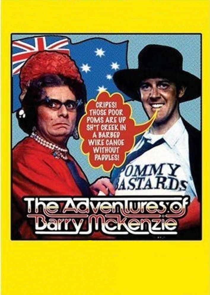 Watch The Adventures of Barry McKenzie Online