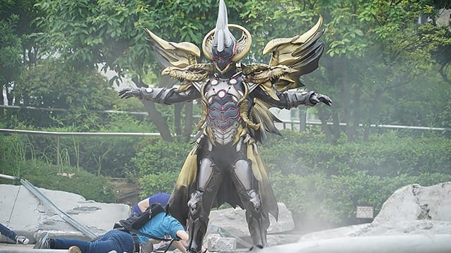Kamen Rider Season 27 :Episode 42  The Advent of God!
