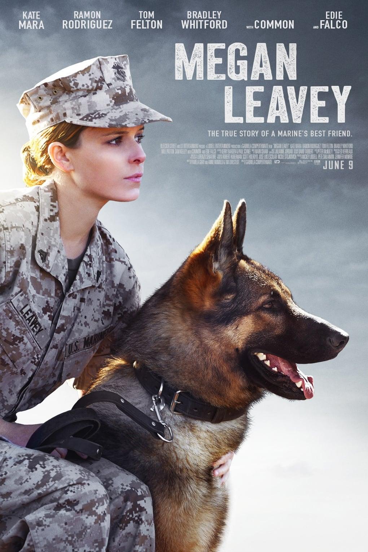 Megan Lyvi / Megan Leavey (2017) žiūrėti online