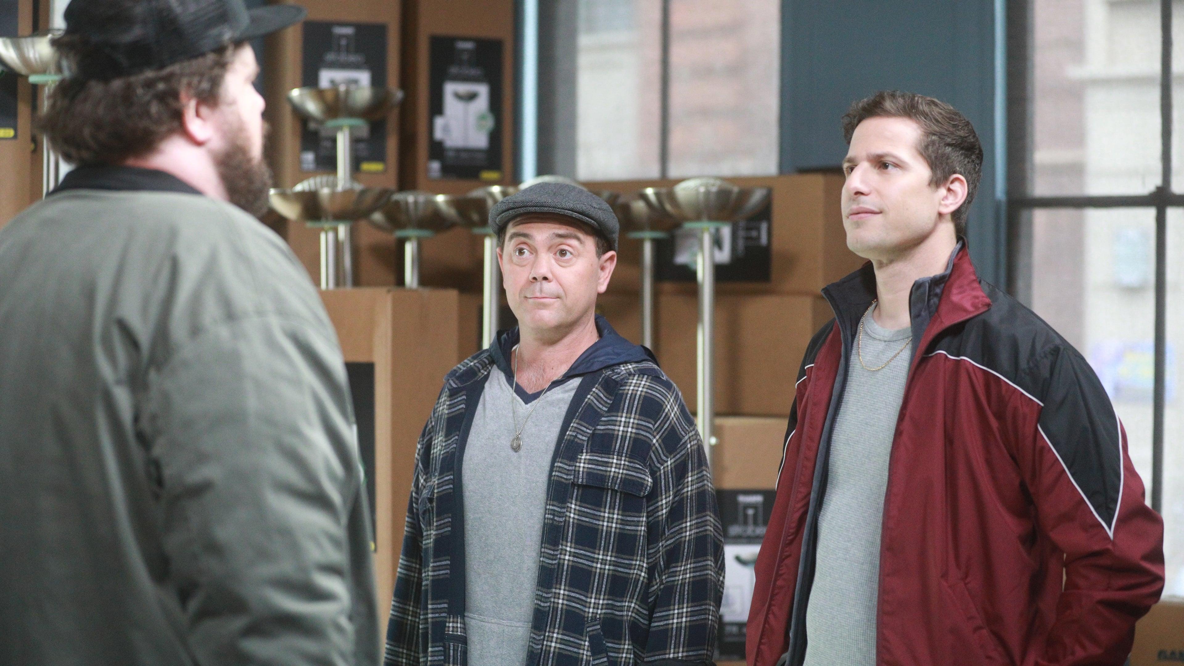 Brooklyn Nine-Nine - Season 5 Episode 11 : The Favor
