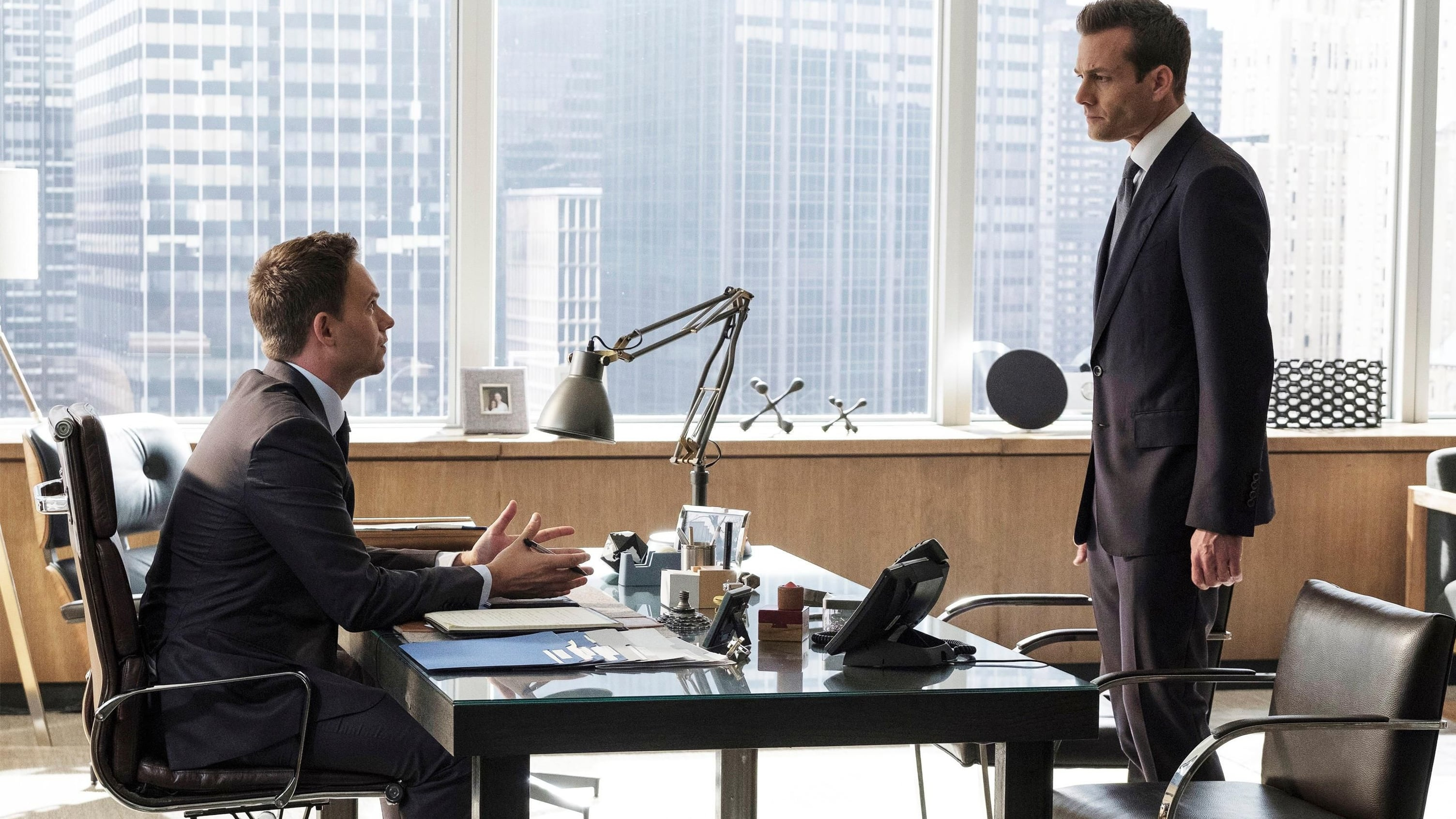 Suits - Season 7 Episode 12 : Bad Man