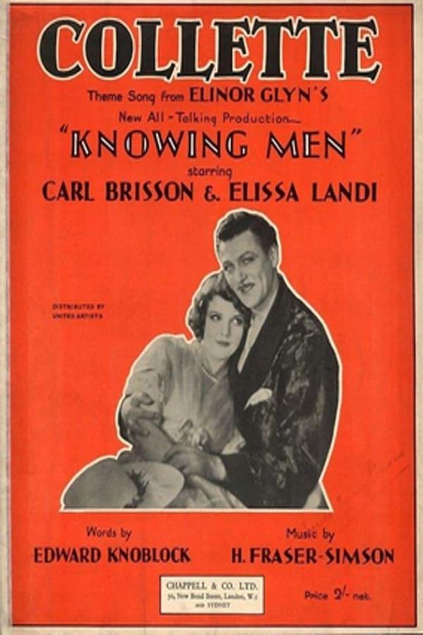 Knowing Men (1930)