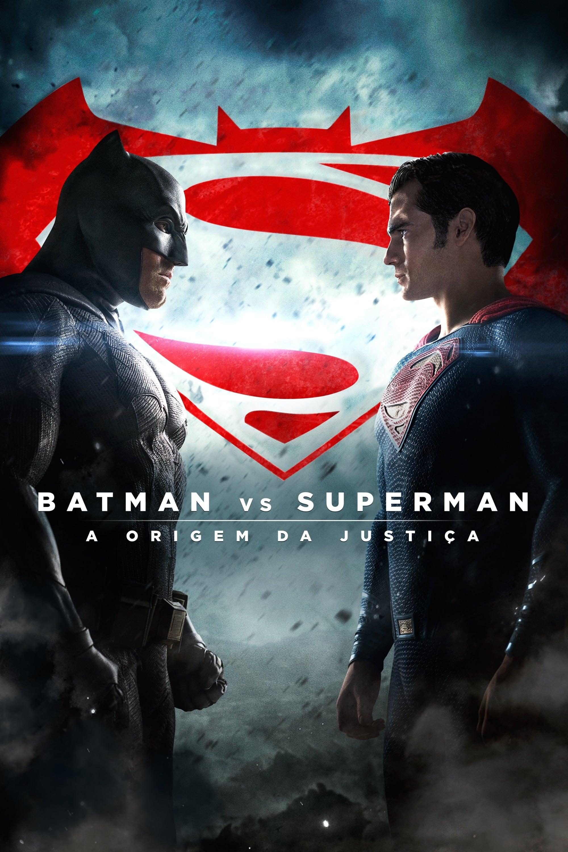 Batman vs Superman: A Origem da Justiça Dublado