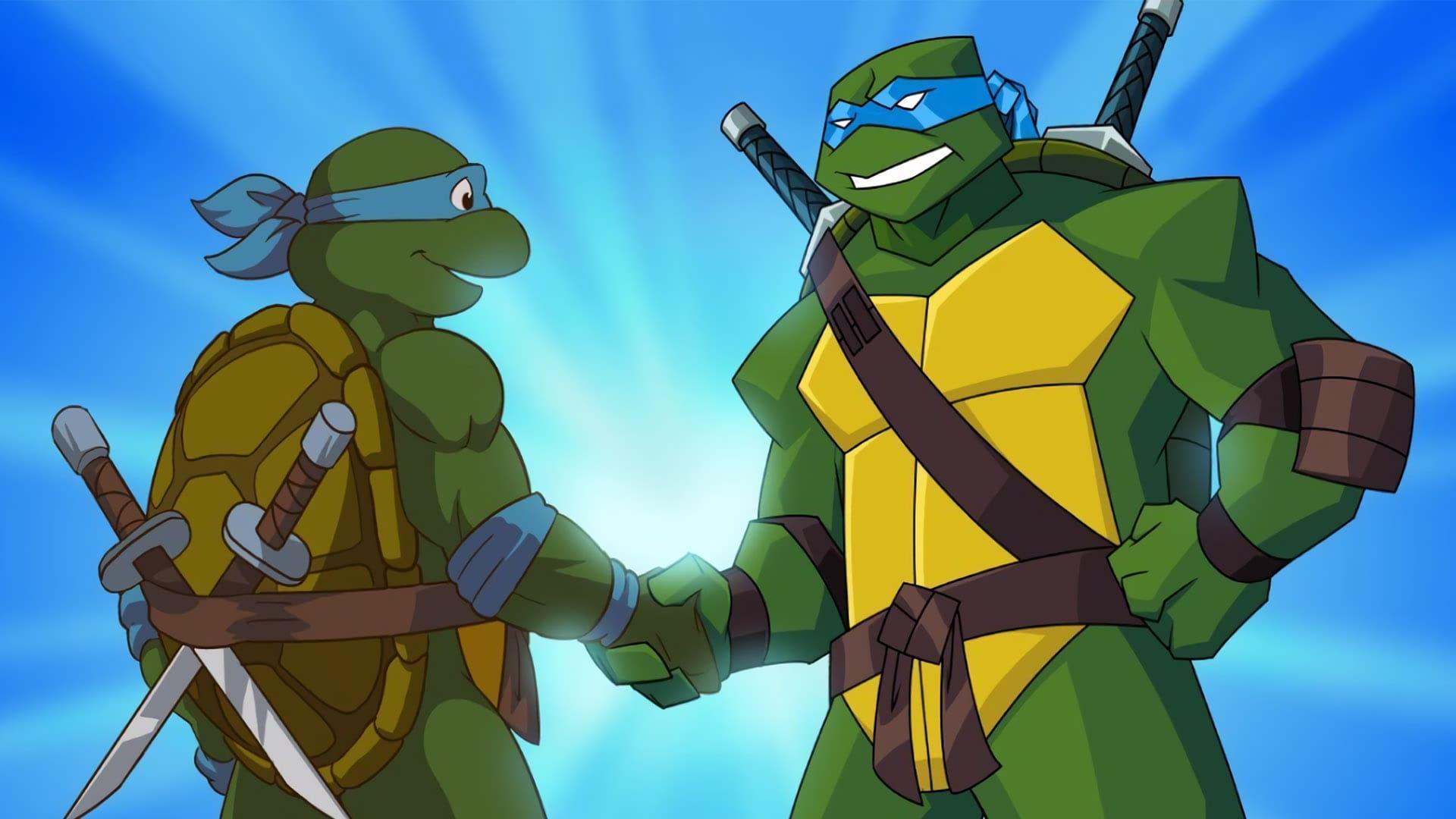 Turtles Forever (2009)