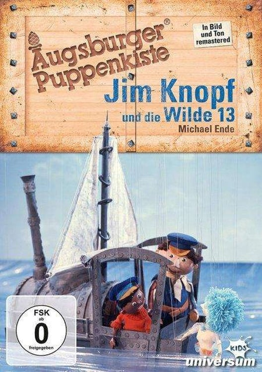 Augsburger Puppenkiste - Jim Knopf und die wilde 13 (1978)